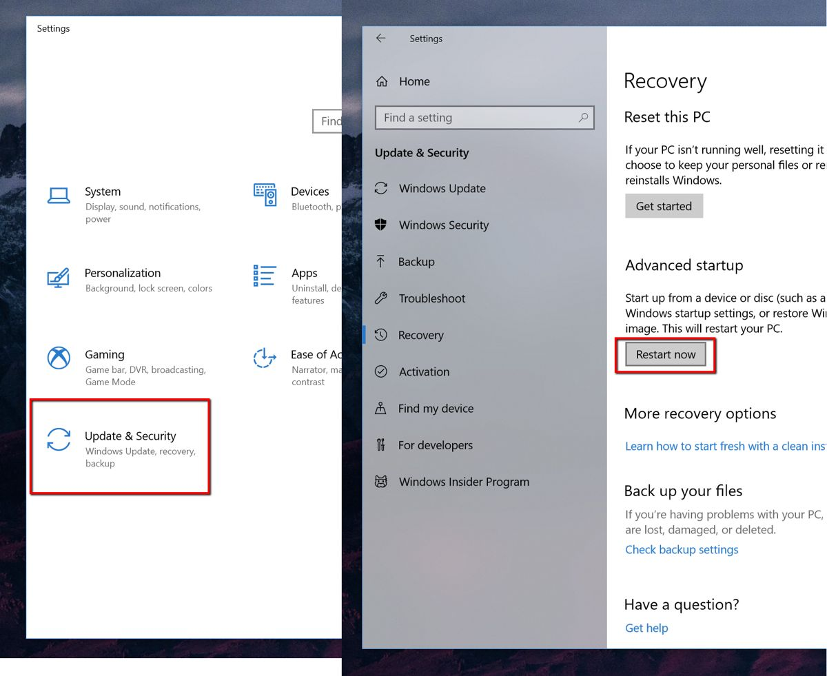 How To Boot Windows 10 In Safe Mode   Ubergizmo