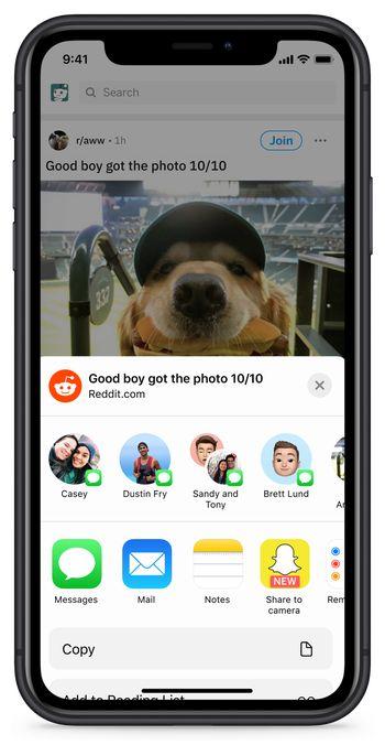 Usuários do Reddit agora poderão compartilhar conteúdo diretamente no Snapchat