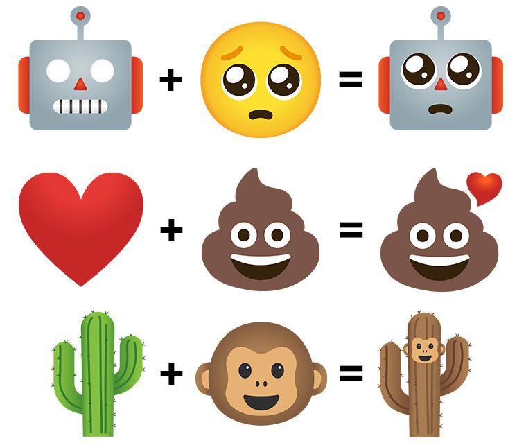 Новая Emoji Kitchen от Android сделает общение намного интереснее