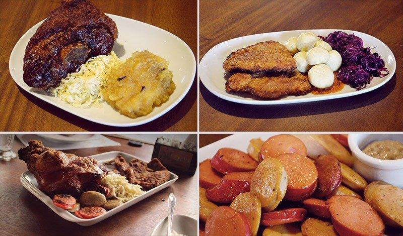 gastronomia típica de witmarsum, no paraná