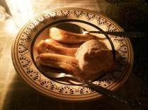 Sobremesa restaurante Na Casa Dela em Jericoacoara