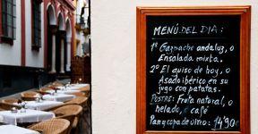 Como economizar em viagens? Peça o menu do dia!