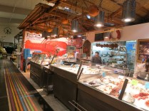 markthalle, mercado de comidas em innsbruck