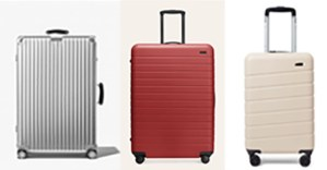 3 marcas de mala de viagem inovadoras