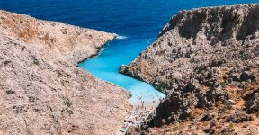 Seitan Limnia - Ilha de Creta - Grécia