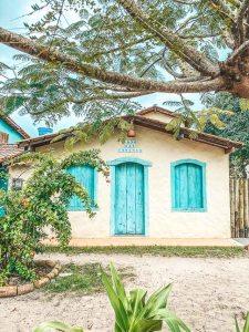 Onde ficar em Caraíva: Pousada Casa das Conchas