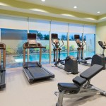 Academia do Staybridge Suites, hotel em Miami