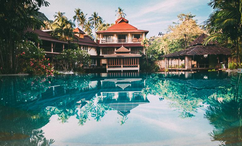 Railay Princess Resort & Spa - Piscina do Railay Princess