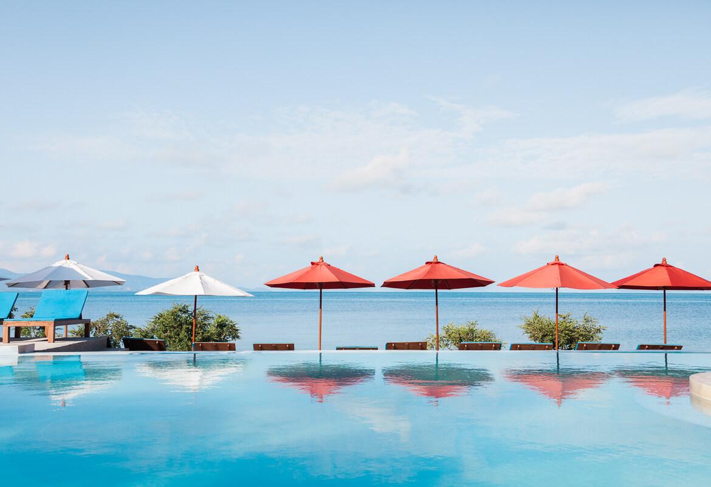 Sunset Beach Club, Koh Phangan | Viajando na Janela