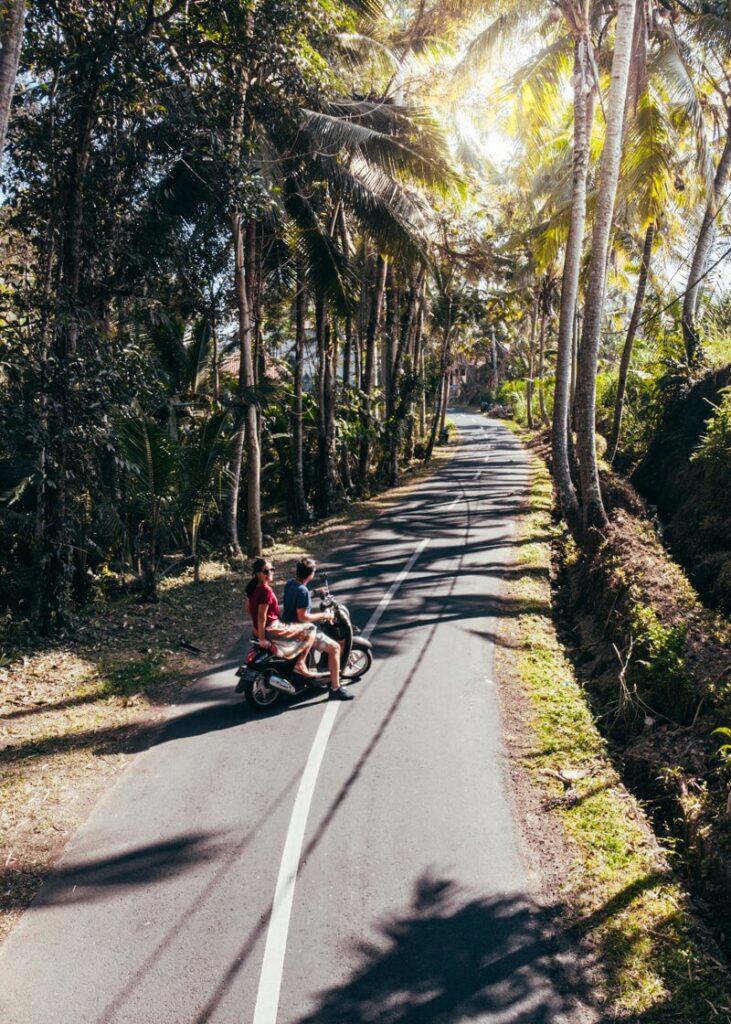 ilha de Bali, indonesia - como se deslocar
