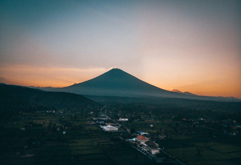 Mount Agung, Ilha de Bali