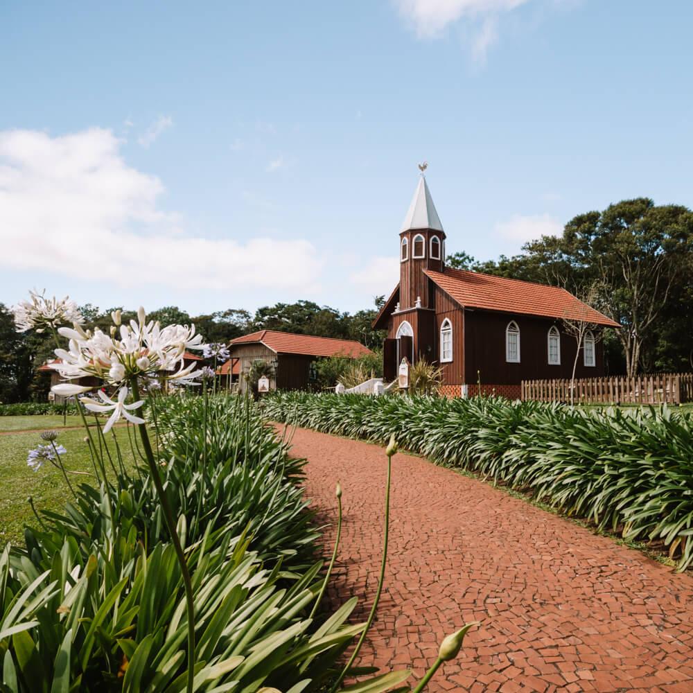 O que fazer em Curitiba - Carambeí e Castrolanda