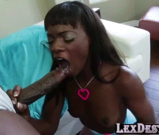Big Black Cock Of Lex Vs Big Black Pussy Of Ana Fight For Dominance