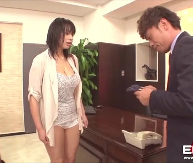 Beautiful Japanese Office Girl Gets Fucked And Receives Facial