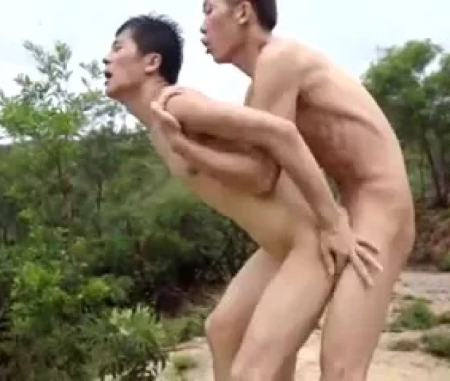 Super Super Hot Chinese Gay Fuck A Thon Outdoors