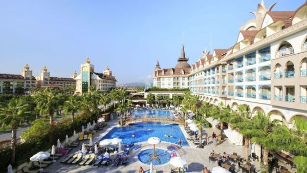 Hotel Crown Palace (Side) - Turcja (Side), oferty na ...