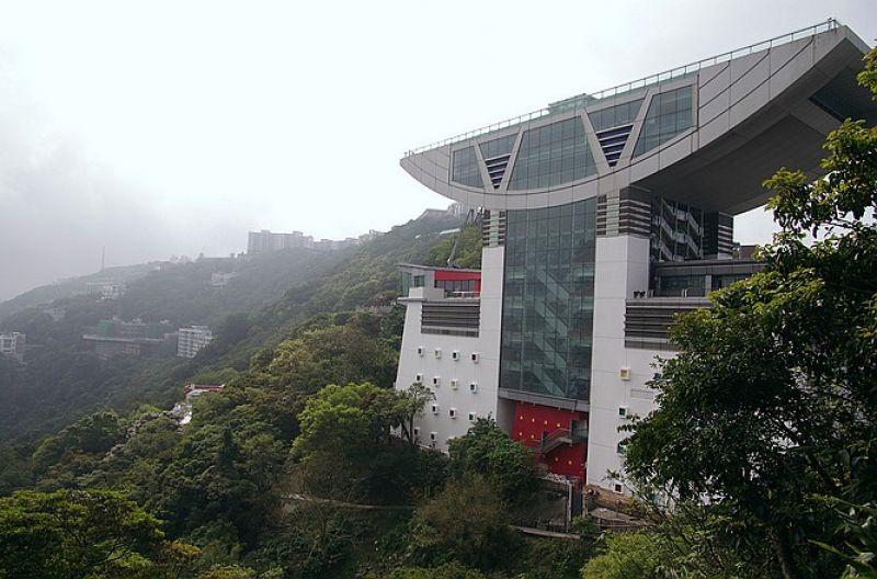【香港】太平山頂到薄扶林水塘|健行筆記