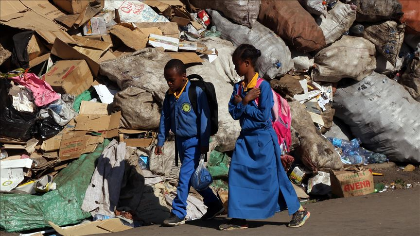 Ethiopia: 90% of children 'multidimensional' poor