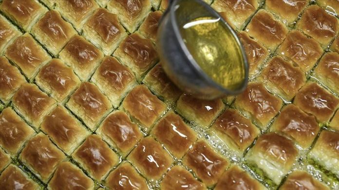 Image result for turkish baklava
