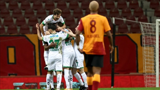 Football: Galatasaray eliminated from Turkish Cup
