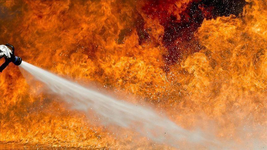 Power station blaze plunges Zimbabwe into darkness