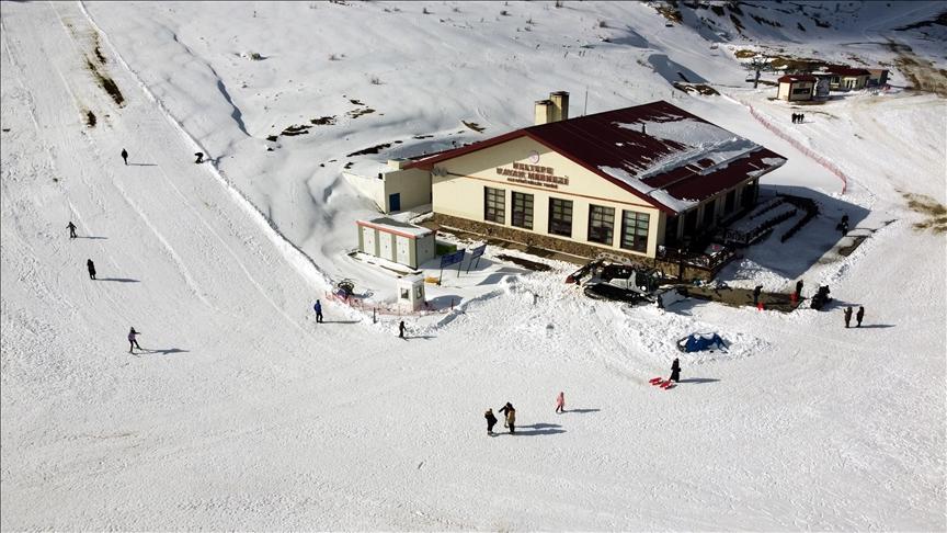 Turkish resort Keltepe attracts ski enthusiasts