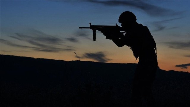 Turkey neutralizes 2 YPG/PKK terrorists in N.Syria