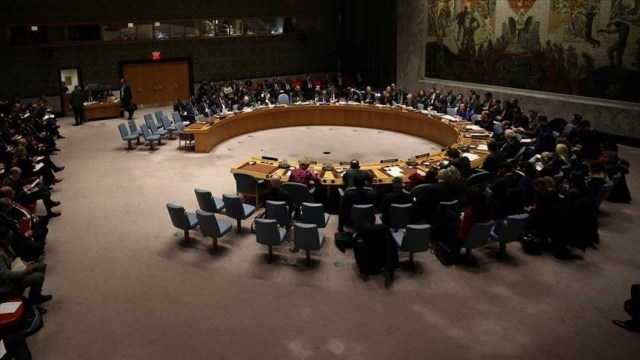 5 new nations voted into UN Security Council