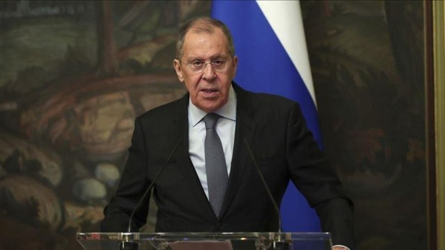 Russian foreign minister says recognition of Taliban 'not on table'