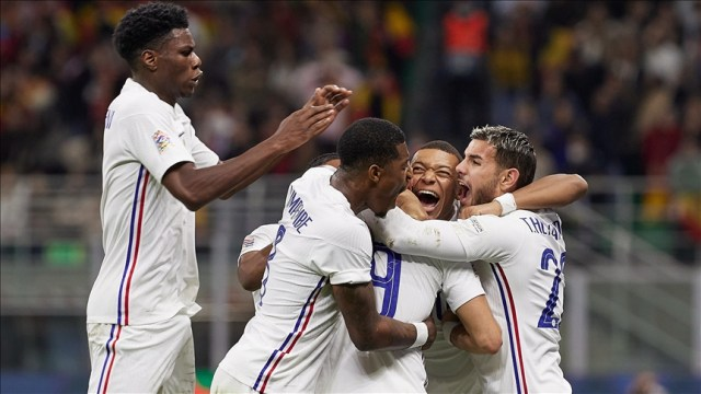 France defeat Spain 2-1 to win 2021 UEFA Nations League