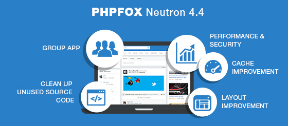 phpFox Neutron 4.4 - Performance Improvement