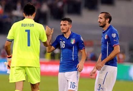 Diretta Italia Svezia Risultato Finale 1 0 Info