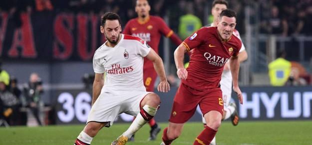 Probabili formazioni Milan Roma/ Diretta tv: Leao e Diawara dalla ...
