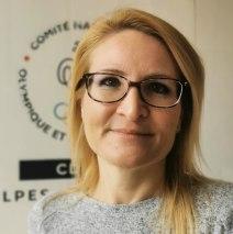 Céline Imbert - Commission Sport Santé Bien-être