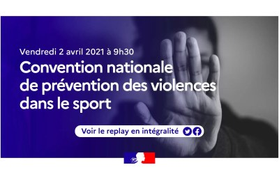 2ème Convention nationale de prévention des violences dans le sport