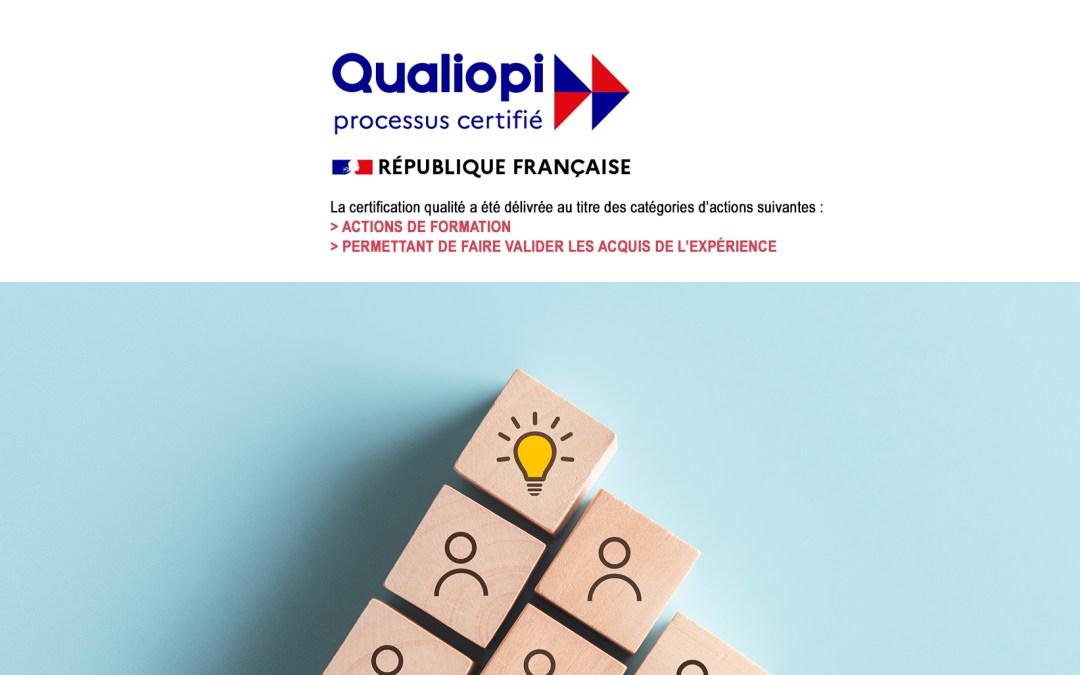 L'organisme de formation du CDOS Loire a été certifié QUALIOPI