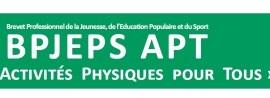 Formation BPJEPS APT