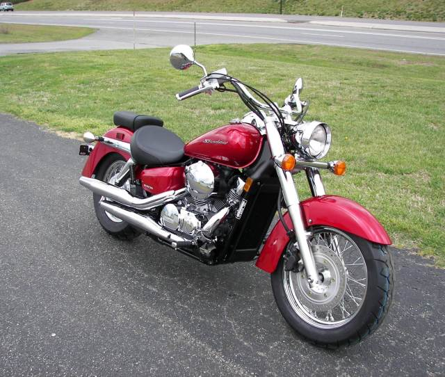 Honda Shadow Aero In Shelby North Carolina