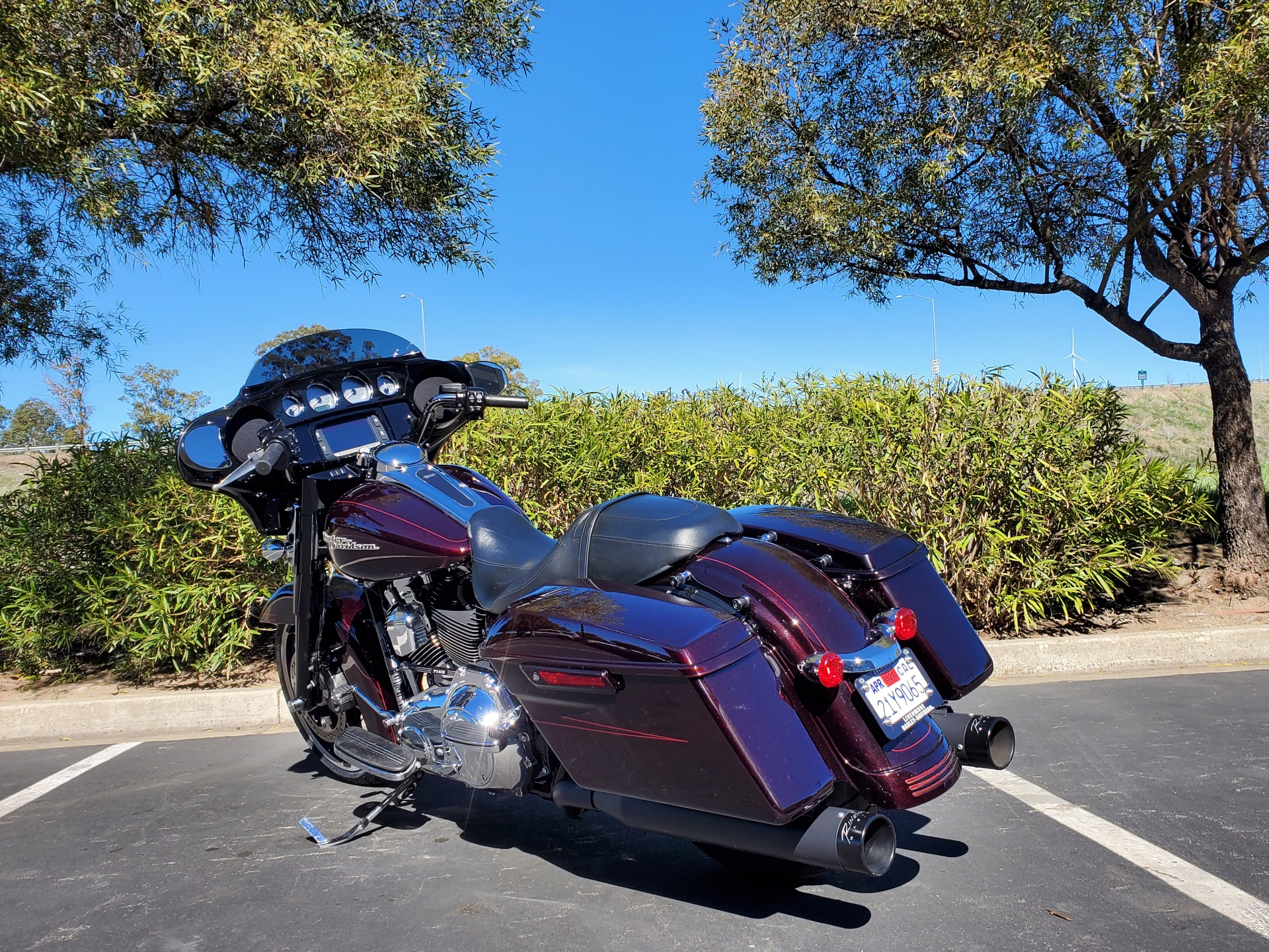 2014 harley davidson street glide special in livermore california