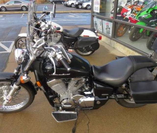 Honda Shadow Spirit  In Virginia Beach Virginia