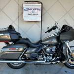 Used 2018 Harley Davidson Road Glide Ultra Industrial Gray Motorcycles In Rochester Ny U3151