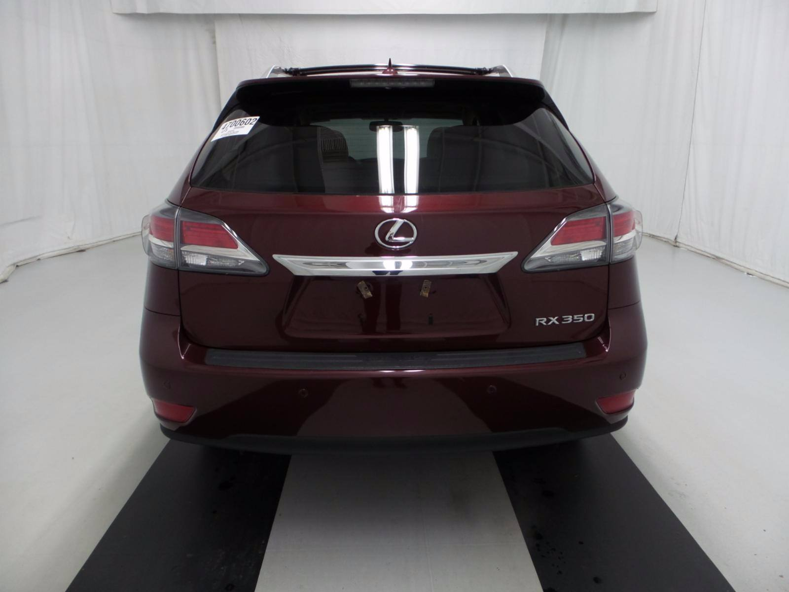 Used 2013 Lexus RX 350 AWD Other in Dansville NY