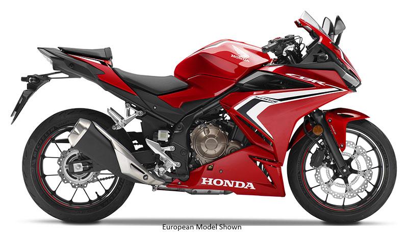 New 2019 Honda Cbr500r Abs Motorcycles