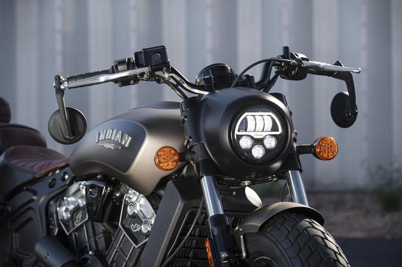 New 2020 Indian Scout Bobber