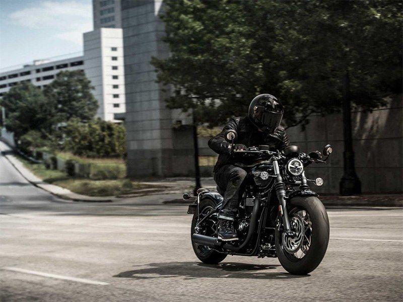 2018 Triumph Bonneville Bobber Black In Columbus Ohio