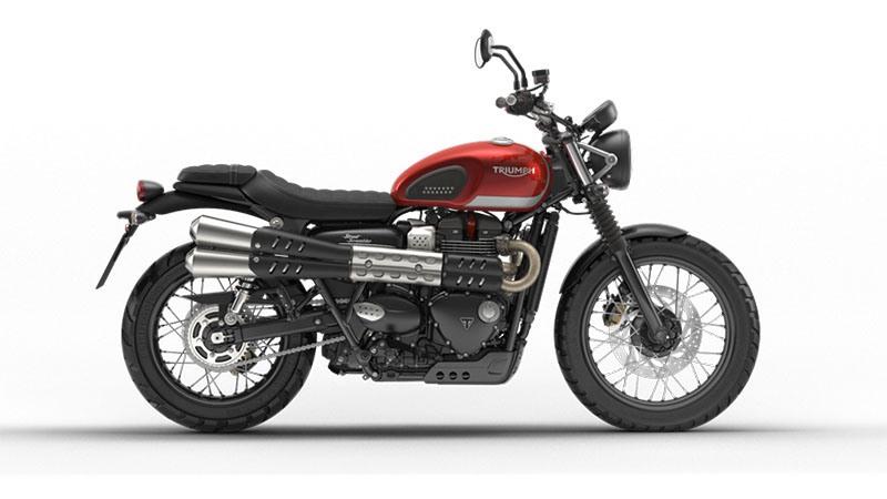 Triumph Street Scrambler Motorcycles