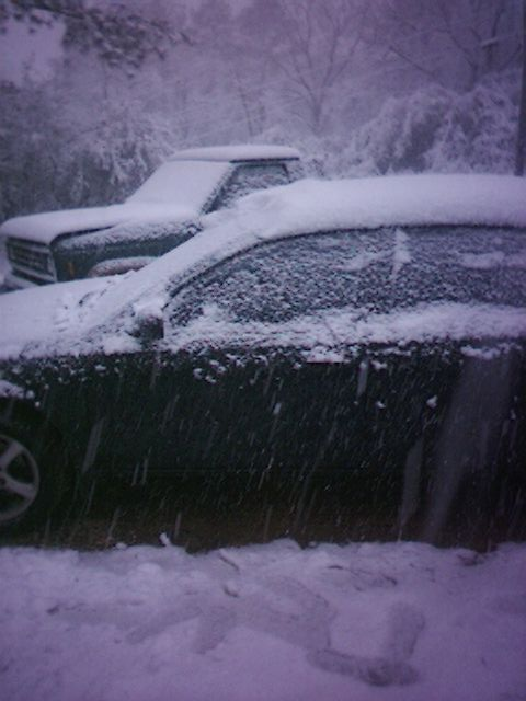 Snow in Alabama #2