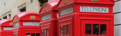 London calling !