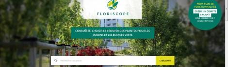 Floriscope : Connaître, choisir et trouver des plantes pour les jardins et les espaces verts