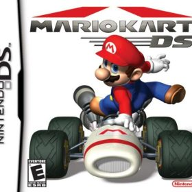 The coverart thumbnail of Mario Kart DS